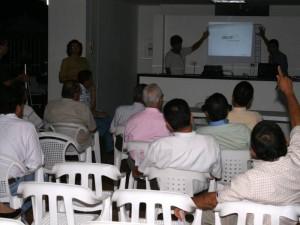 Tras la reunión del pasado lunes, la Administración Municipal dio por culminada la tarea de socialización de las dos nuevas vías. (FOTO Mauricio Betancourt)