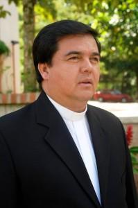 Monseñor Primitivo Sierra, actual rector UPB.