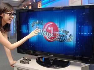 Ingredientes para disfrutar un televisor 3D: el generador de contenido en 3D, el televisor 3D y las condiciones de visibilidad adecuadas (gafas).