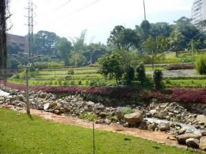 Este parque llamado La Presidenta se encuentra en Medellín y es un ejemplo de lo que se podría lograr en el sector. (FOTO Tomada de internet)