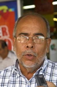 Antonio García.