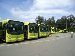 A partir de noviembre la Fase II cubrirá dos rutas pretroncales: P8 (Cañaveral - Carrera 33 - Carrera 27) y P9 (Lagos - Carrera 27 - Carrera 33). (FOTO Archivo)