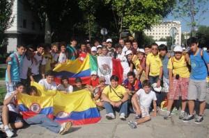 Los organizadores de la JMJ calcularon que Madrid recibió a casi tres millones de jóvenes católicos de todo el mundo.