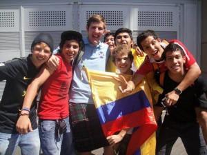 La próxima Jornada Mundial de la Juventud se realizará en Rio de Janeiro.