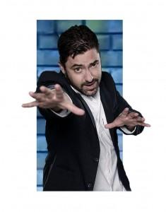 Iván Marín acompañará el show del comediante santandereano.