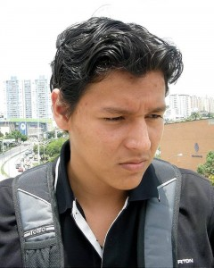 Juan Manuel parra.