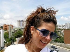 Shirley Saavedra.