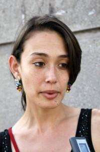 Angélica Picón.