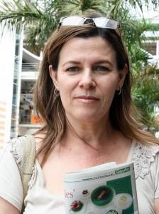 Olga Rodríguez.