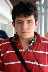 Edwin Serrano.