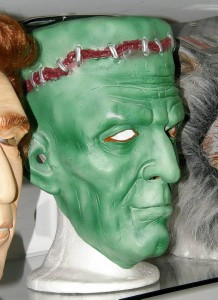 Los personajes de terroríficos son una opción para quienes quieren sorprender