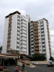 Torres de Cañaveral II fue construido por Urbanas S.A. hace 18 años.