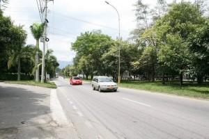La vía Floridablanca-Palenque ha registrado una alta cifra de accidentalidad en lo que va corrido del año.
