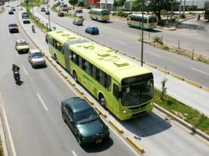 En la fase II entraría en funcionamiento las dos rutas petroncales P8 (Cañavera-carrera33-Carrera 27) y P9 (Lagos-Carrera 27-Carrera33).