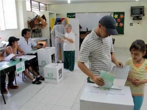 El domingo 30 de octubre se elegirán gobernadores, alcaldes, diputados, concejales y ediles o miembros de las Juntas Administradoras Locales.