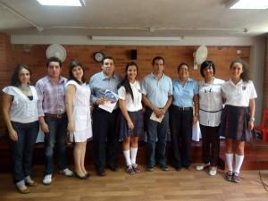 Ana María Latorre, Charles Rojas, Carmen Lucía Velasco, Juan José Rey, Laura Guevara, Edgar Suárez, Sandra Moreno, Liliana Rojas e Isabella Loza.