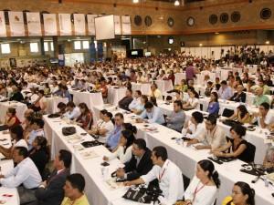 Encuentro anual de Afiliados a la Cámara de Comercio de Bucaramanga con empresarios y conferencistas internacionales.