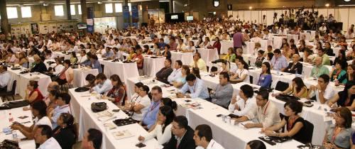 Encuentro de afiliados a la Cámara de Comercio