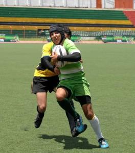 Torneo Internacional de Rugby en Bucaramanga
