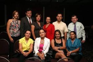 Raquel Beter, Néstor Wandurraga Barón, Olga Lucía Segovia, Saira González, Julián Páez, Mario Adolfo Lamus, Luz Marina Niño y Ana Felicia Perilla.