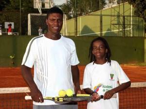 Frazier representará a Colombia en el Campeonato Suramericano de Tenis categoría 12 años masculinos que se disputará en Sao Paulo, Brasil del 7 al 17 de noviembre