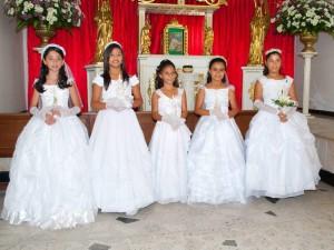 Gabriela Agamez Ortiz, María Paula Mendoza, Natalia Andrea Archila, Ashely Daniela Amaya y Silvia Jiménez Silva.