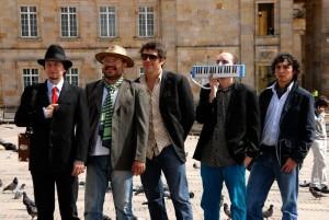 La banda 'La Derecha estará en el Teatro Corfescu este viernes 18 de noviembre.