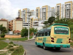 Según la afectada la línea de transporte Cotrander no cumple con la ruta establecida