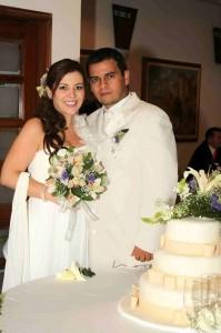 Patricia Cárdenas y John Jairo Cardenas.