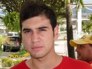 Diego Garavito.