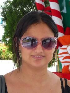 Tatiana Silva.