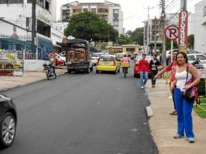 La entrada a los centros comerciales y salida del parque La Pera y el parqueo en zonas prohibidas son las causas para el registro de accidentalidad.