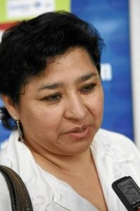 Claudia Helena Rojas.
