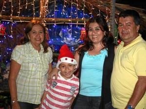 Familia Díaz