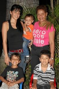 Familia Rodríguez Mateus Peña