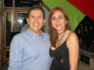 Fernando Barco y Luisa Fernanda Rodríguez.