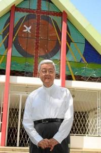 Monseñor Néstor Navarro.