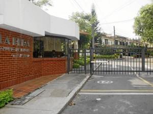 El conjunto residencial La Pera fue fundado en 1978 por la constructora David Puyana