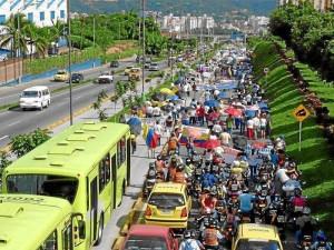 En 2010 los habitantes de Cañaveral realizaron una gran marcha por las calles del sector. Ahora advierten de una nueva que terminará en el centro de Bucaramanga.