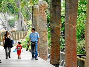 El Parque del Agua abrió de nuevo sus puertas para adultos y niños.