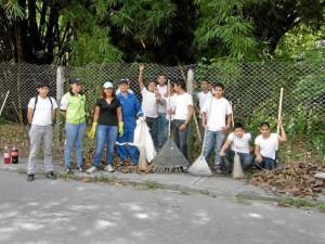 Con gran éxito se realizó la segunda jornada ecológica en la quebrada Suratoque de Cañaveral