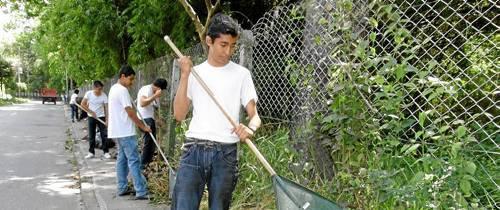 Gran éxito en la segunda jornada ecológica 'Quebrada Suratoque'