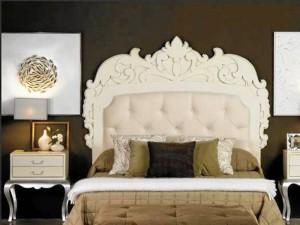 Si quiere darles un toque de modernidad a sus muebles viejos, una buena opción es pintarlos de colores básicos y combinarlos con una tapicería de colores.