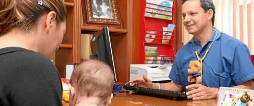"""""""Ayudar a los niños y sus familias es mi mayor motivación"""""""