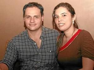 Mónica Serrano y Miguel Pinilla en Cinnamon de La Florida.