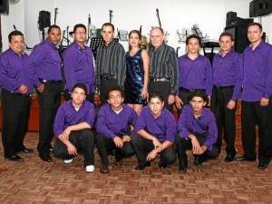 """""""Nuestro mayor interés es que la gente escuche nuestra música y de inmediato reconozca que son Los Camargo""""."""