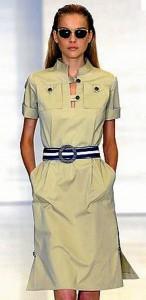 Un vestido camisero es una prenda ideal para cualquier ocasión.