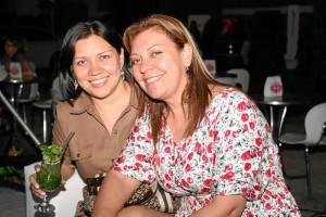 Diana Jimena Delgado y Nancy Moreno