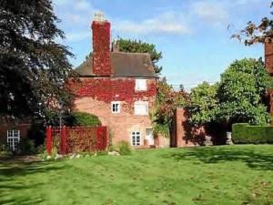 Casas de los estudiantes en Bromsgrove School en Worcestershire, Bromsgrove