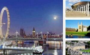 Los alumnos tomarán clases de inglés por las mañanas y durante la tarde tendrán visitas guiadas a museos, sitios turísticos y lugares históricos del Reino Unido.